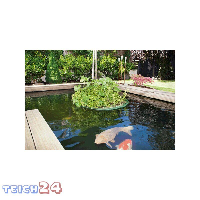schwimmende Pflanzinsel rund 81 cm